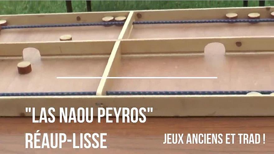Reaup Lisse (47) : Saison 2017-2018 de « las naou  peyros »